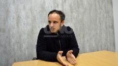 Ignacio Rico, el joven dirigente del Movimiento Evita y la Ctep, integra la lista de diputados del Frente de Todos.