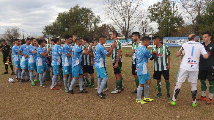 La final del octogonal será en el Predio Fraternidad Deportiva
