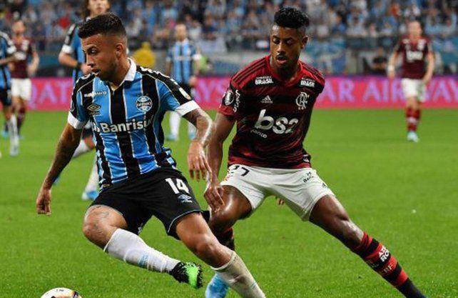 Flamengo y Gremio definen el rival de River en la final
