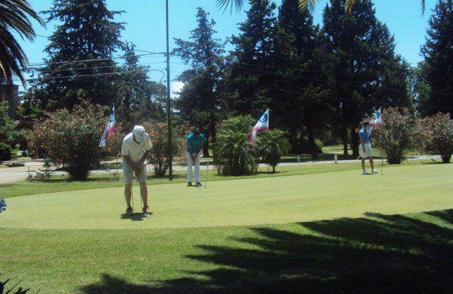 Intenso fin de semana en el golf santafesino