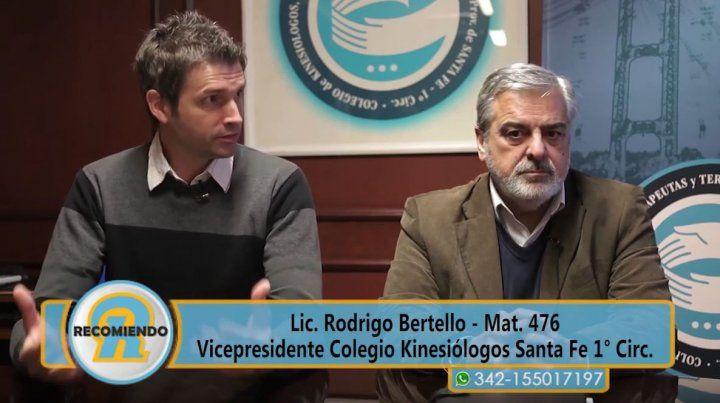Noticias del Colegio de kinesiólogos de Santa Fe 1° circunscripción