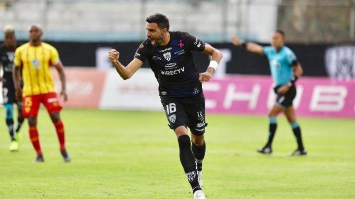 Con todos sus titulares, Independiente del Valle perdió con Olmedo
