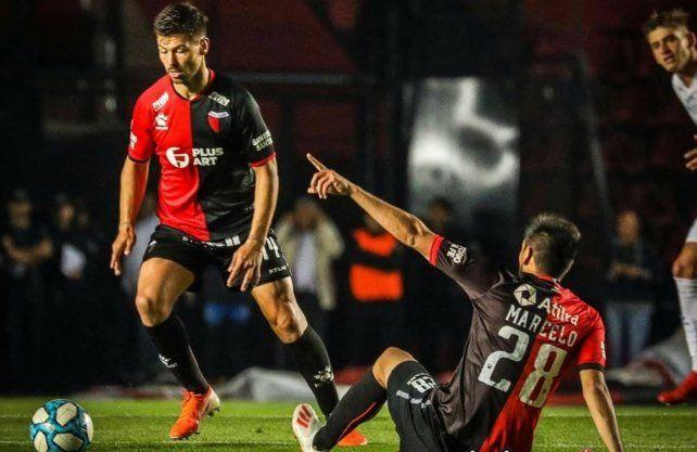 Federico Lértora llegó en el invierno de 2019 a Colón para disputar la etapa decisiva de la Copa Sudamericana.