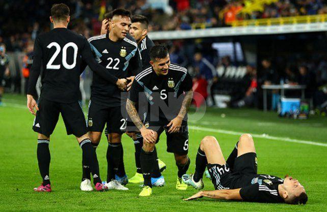 Argentina ascendió un lugar en el ranking mundial