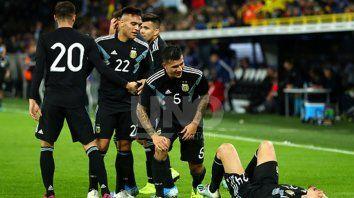 argentina ascendio un lugar en el ranking mundial