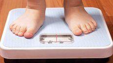 uno de cada tres chicos de santa fe tiene problemas de sobrepeso