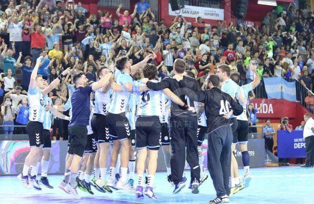 Argentina se quedó con el Cuatro Naciones de Handball