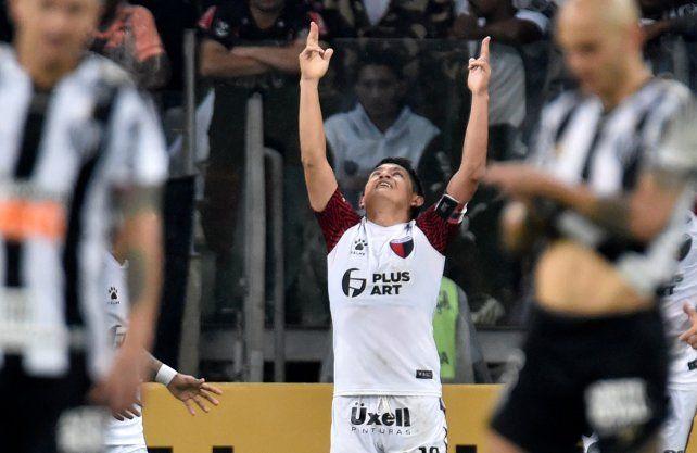 El posteo especial de la Conmebol: La #Sudamericana de la Pulga Rodríguez