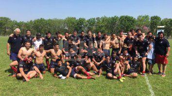 santa fe rugby se consagro campeon en pre-reserva