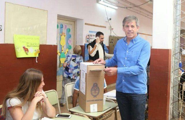 El intendente electo