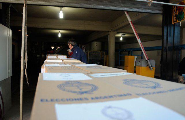 Secretaría Electoral Federal. Foto de archivo