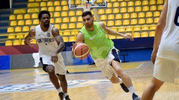 san lorenzo se estrena en la champions league de basquet