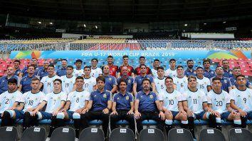 argentina enfrenta a espana en el mundial sub 17