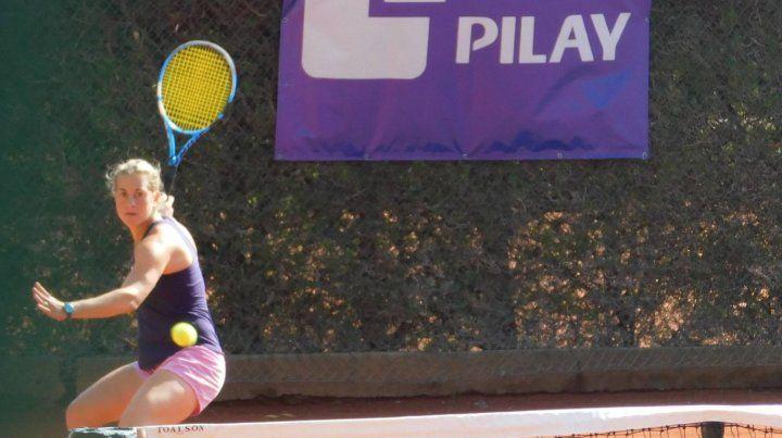 El Santa Fe Lawn Tennis sede de una gran competencia