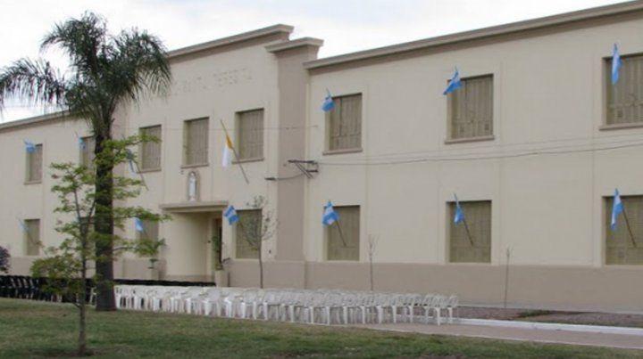 Colegio Santa Teresita en Hersilia