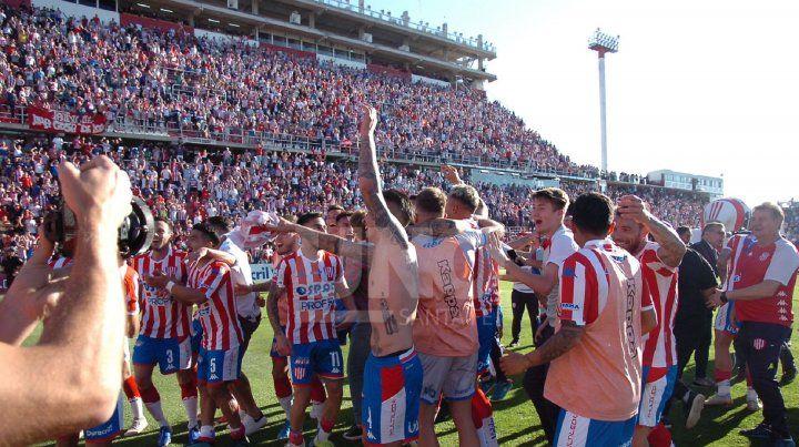 Unión pretende extender su racha ante un Atlético Tucumán entonado