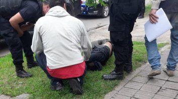 Quedó detenido el policía que mató a Lautaro Saucedo