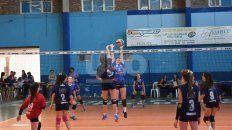 santa fe es sede del campeonato sub 12 de voleibol