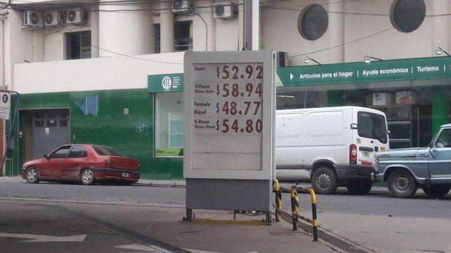 Los nuevos precios de Shell en Santa Fe a partir del 1 de noviembre