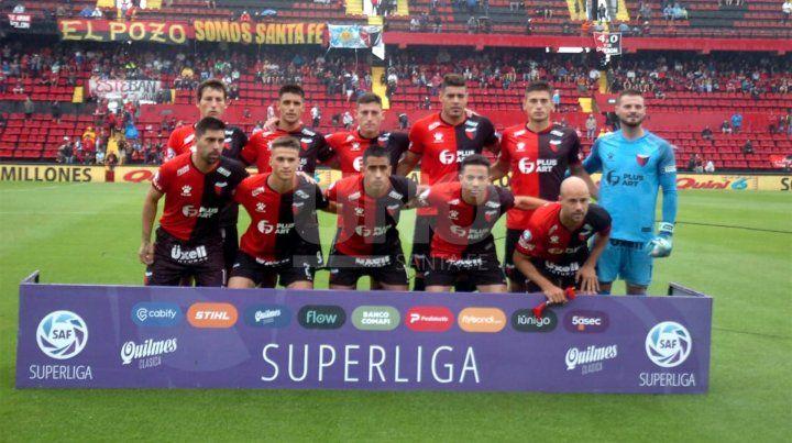 El uno por uno de Colón en la derrota ante Atlético Tucumán