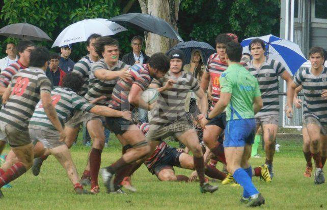 Santa Fe Rugby fue subcampeón en M19, y campeón en M17