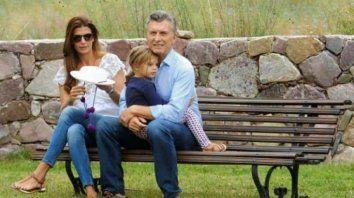 El presidente Mauricio Macri descansa en Chapadmalal