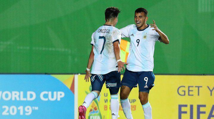 Argentina venció a Tayijistán y ahora se viene Paraguay