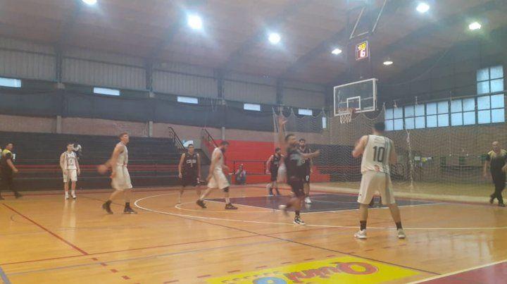 Colón descendió a la zona A2 del Torneo Oficial de básquet