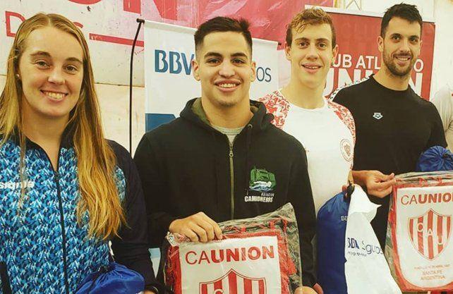 La natación disfrutó del exitoso Torneo Santa Fe Mi ciudad 2019