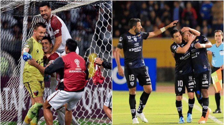 La Copa terminó eclipsando a Colón e Independiente del Valle