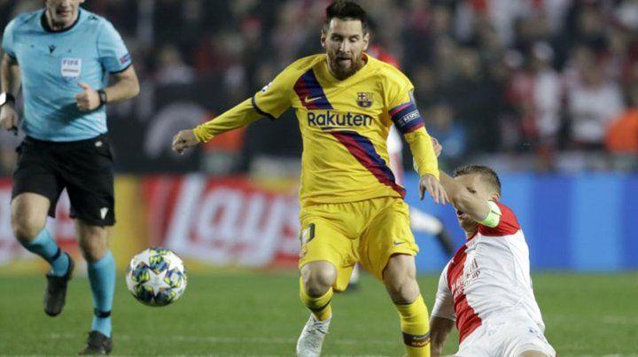 Barcelona recibe a Slavia Praga en otro martes de Champions League