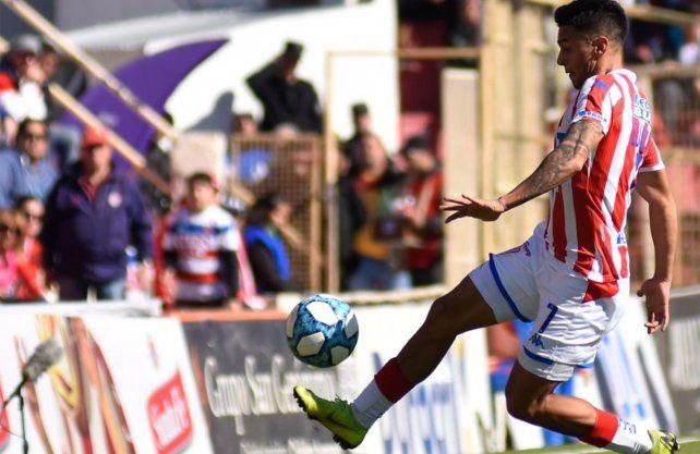 ¿Será tenido en cuenta Maxi Cuadra en Unión para jugar ante Atlético Tucumán?