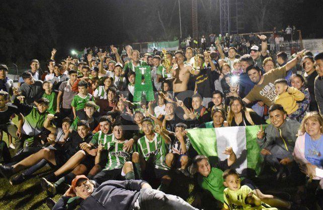 San Cristóbal lo dio vuelta y ascendió a Primera División