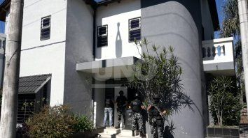 organizacion criminal con decenas de kilos de cocaina