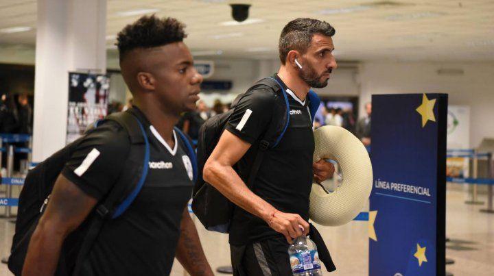 Cristian Pellerano, el ex-Colón que vuelve a una final de Sudamericana