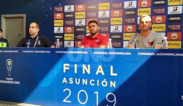 Lavallén: Independiente tiene un juego más aceitado pero Colón tiene más corazón