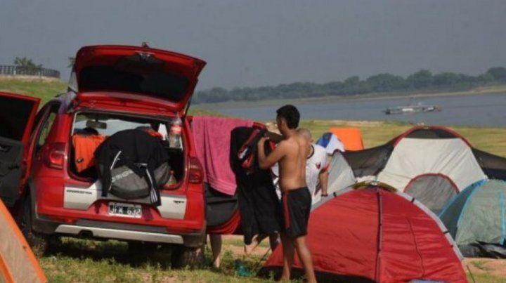 La ayuda que el gobierno paraguayo le dio a los hinchas de Colón sin alojamiento