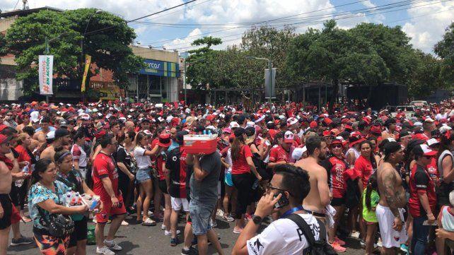 Colón quiere batir el récord Guinness en Conmebol