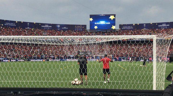 Llegó el gran día: Colón se juega el partido de su vida ante Independiente del Valle en Asunción