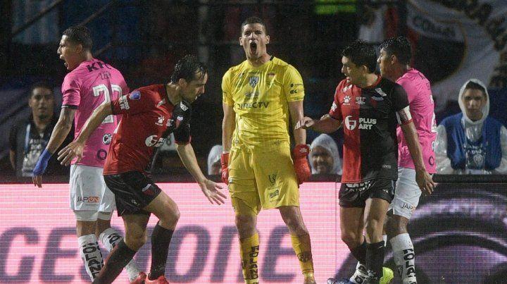 Colón no pudo alcanzar la gloria e Independiente del Valle es el campeón