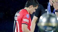 la tristeza del luis rodriguez que sensibilizo al pais futbolero