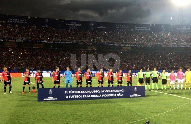 Colón rechazó el fallo de Conmebol tras su denuncia contra Independiente del Valle