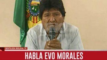Golpe de Estado en Bolivia: Renunció Evo Morales