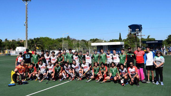 Santa Fe finalizó décimo en el Argentino de Selecciones