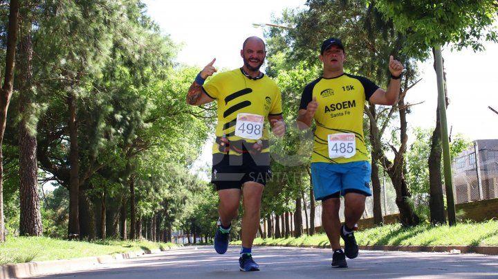 Se concretó con éxito la 5ª Maratón de Asoem