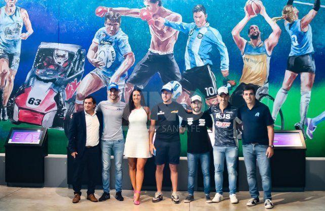 Se lanzó oficialmente la llegada del Turismo Nacional a Rosario