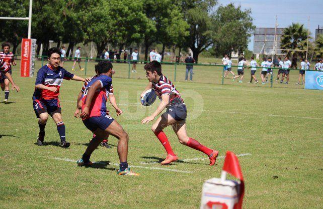Santa Fe Rugby recibe el tradicional Torneo Julio H. David