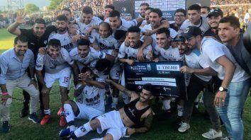 central cordoba, finalista de la copa argentina