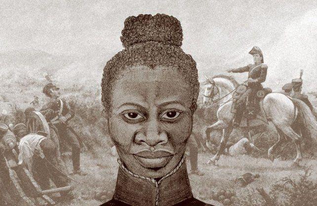 A María Remedios del Valle el General Belgrano la designó Capitana del Ejército.Fallece el 8 de noviembre de 1847. Un periódico de la época informa: Baja. El mayor de caballería Doña Remedios Rosas