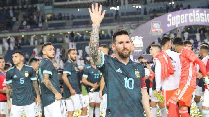 Los 12 objetivos de Lionel Messi en este 2020